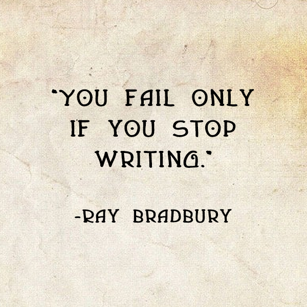 Image result for ray bradbury quotes