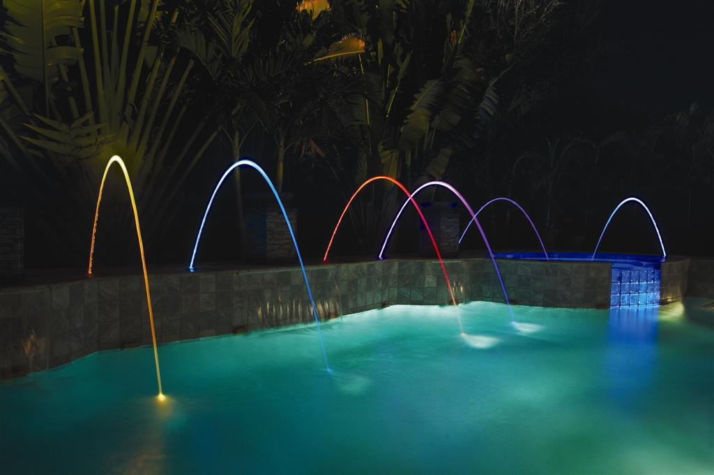 Color Changing Led Pool Light