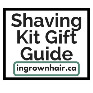 Check out our shaving kit gift guide