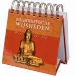 Jaarkalender: boeddhistische wijsheden voor elke dag