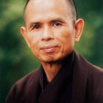 Inspirator Thich Nhat Hanh | inspirerend & mindful leven