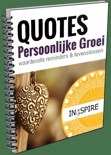 quotes persoonlijke groei