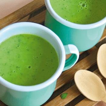 inspiratie recept voor een goede gezondheid: Breath Deep soep met Yogi Tea | ingspire.nl