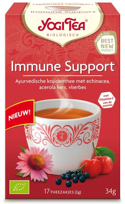Inspirerend leven: Yogi Tea voor de koude dagen
