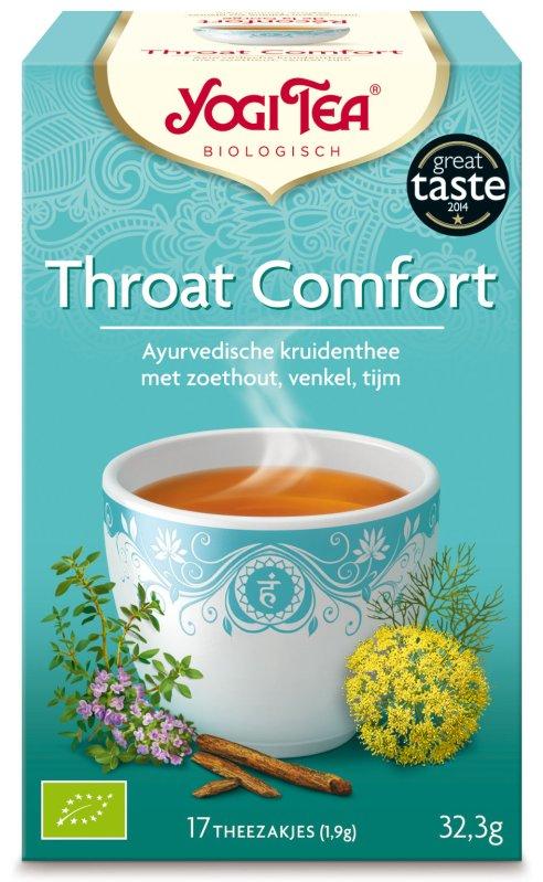Gezonde Yogi Tea voor de keel   mindful leven ingspire