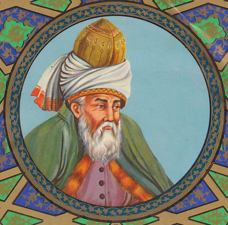 Inspirerende levenslessen van Soefi dichter Rumi