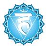Is jouw Keel chakra uit balans? Kom in evenwicht met deze oefening met affirmatie voor de Vishuddha chakra