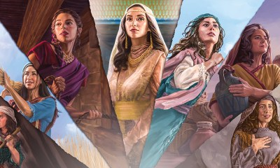 Woman Crush Wednesday: My Top 7 Women from the Bible