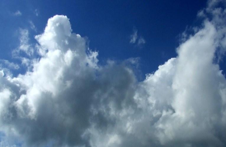 Cosa c'è sopra le nuvole?