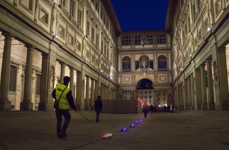 Indagini geofisiche e patrimonio artistico si incontrano a Firenze
