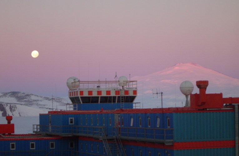 Dai nostri inviati in Antartide