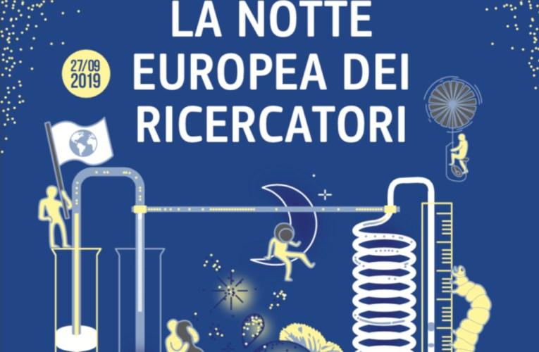 Le iniziative INGV per la notte Europea dei Ricercatori