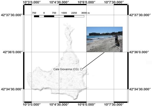 Isola di Pianosa, monitoraggio progetto SEACleaner