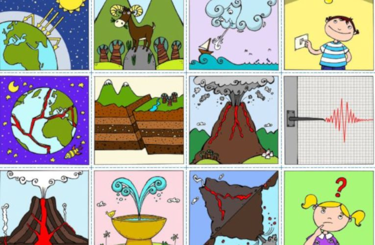 Memory – Terremoti, Vulcani e Ambiente