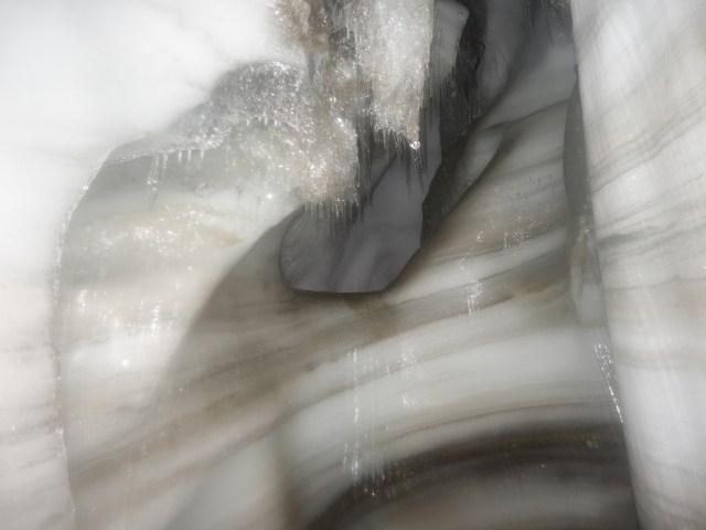 ghiaccio, foto di Vincenzo Romano