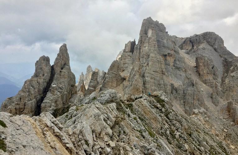 Frammenti di geologia: la Torre di Pisa, Latemar, Dolomiti