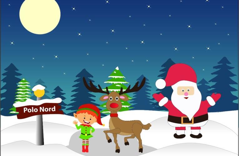 La storia di Natale, Babbo Natale e l'Artide