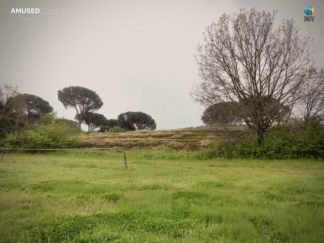16 – area prossima al bordo del cratere di Castiglione