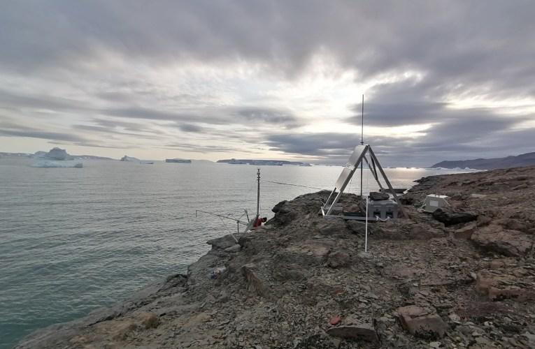 Galleria fotografica: MACMAP in Artide