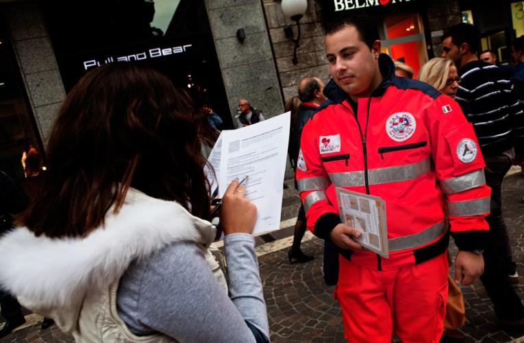 Terremoto – Io Non Rischio: campagna nazionale per la riduzione del rischio sismico – 13 e 14 ottobre 2012