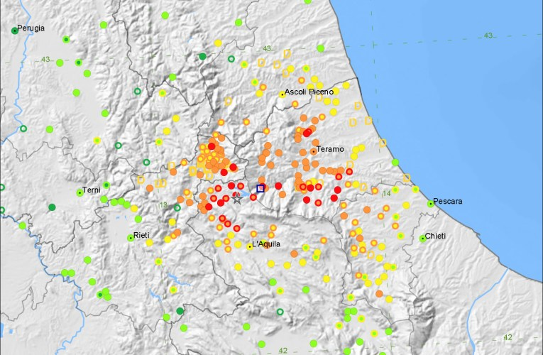 I terremoti nella STORIA: I terremoti storici nell'area del Gran Sasso