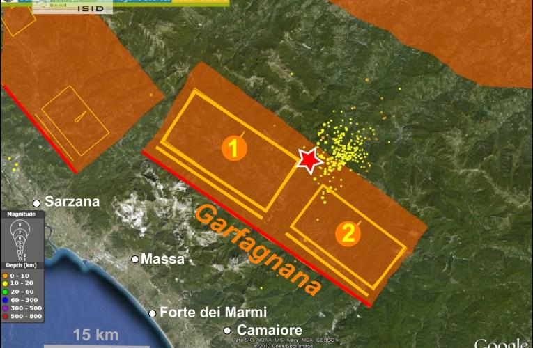 Il terremoto in Garfagnana del 25 gennaio 2013 visto dal geologo