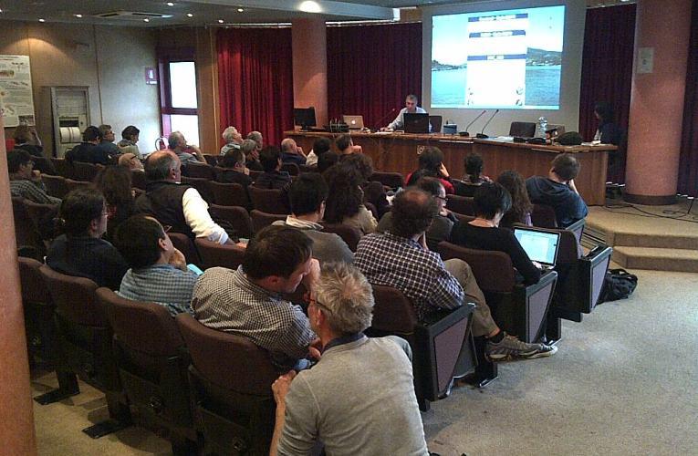 Inizia il corso Rete Sismica Mobile all'INGV (28-29 maggio 2013)