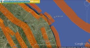 Sistemi di faglie (sorgenti sismogenetche) nella regione adriatica delle Marche (DISS)