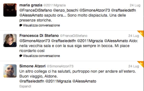 aldo-tweets