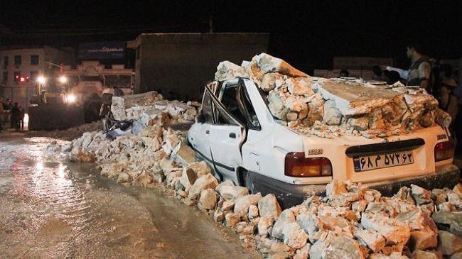Terremoto in Iran – magnitudo 5.6 (28/11/2013)