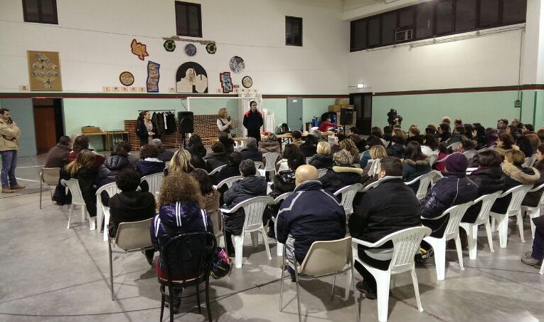 Attività di informazione nelle scuole di Gubbio e dintorni (Umbria)