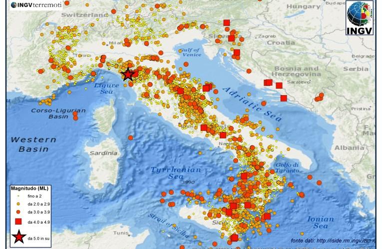 SPECIALE 2013, un anno di terremoti