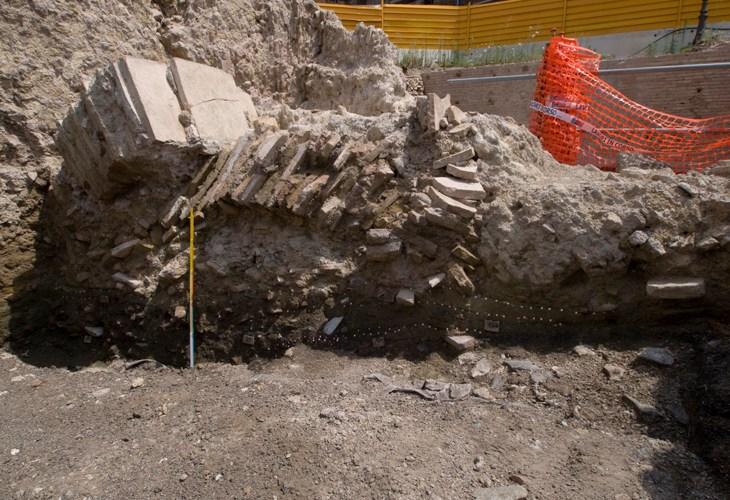 Terremoti e cambiamenti del paesaggio urbano a Roma tra Tarda Antichità e Alto Medioevo