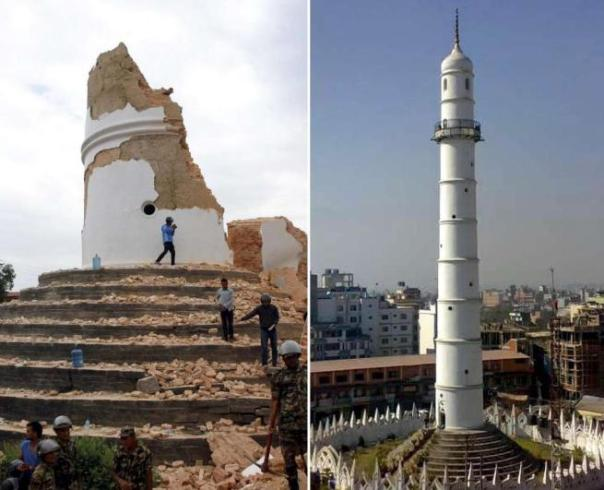 Torre-terremoto-in-nepal_TGCOM
