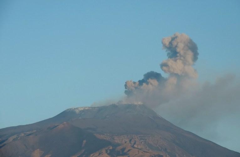 Sciame sismico sull'Etna: aggiornamento del 9 dicembre 2015