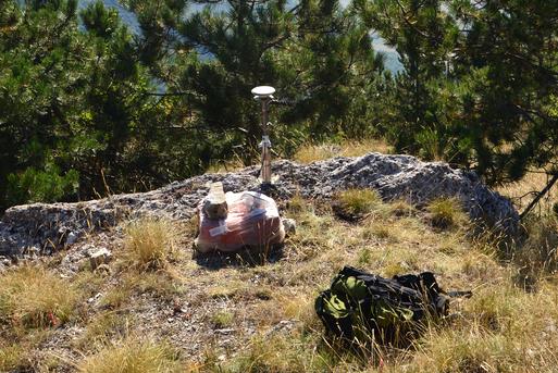 Terremoto in Italia centrale: le reti GPS misurano lo spostamento della faglia
