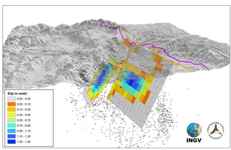 La sequenza sismica in Italia centrale a un mese dal suo inizio: un aggiornamento sugli studi in corso