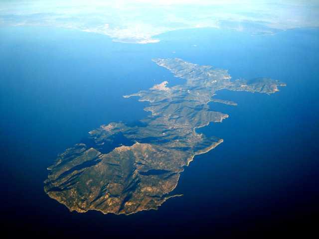 Esplosione controllata all'Isola d'Elba: un ottimo test di funzionamento per la Rete Sismica Nazionale