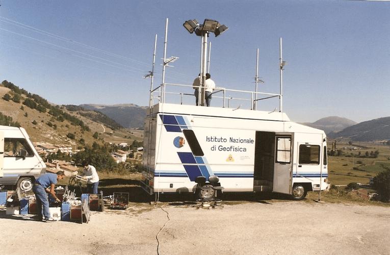 I terremoti del '900: la sequenza sismica in Umbria-Marche del 1997