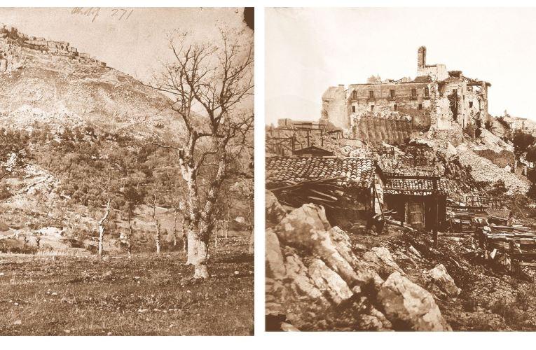 Il terremoto del 16 dicembre 1857 in Basilicata, le radici della fotografia scientifica dei terremoti