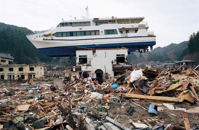 11 marzo 2011: il grande terremoto del Giappone orientale