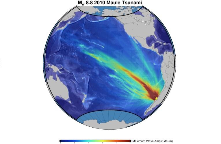 Terremoto e tsunami del Maule, Cile, del 27 febbraio 2010