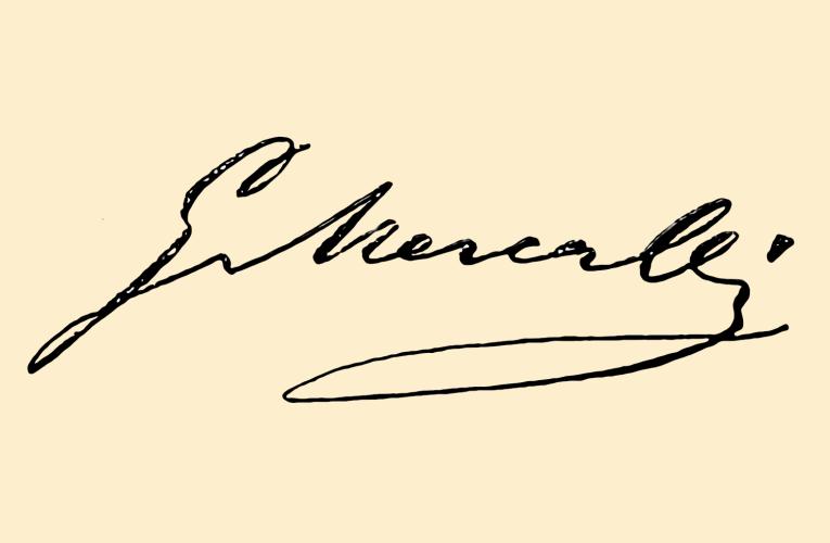 "Giuseppe Mercalli ""Maestro dotto, modesto e generoso"""
