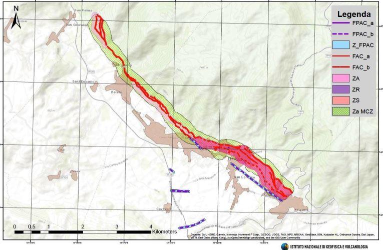 Studio delle Faglie Attive e Capaci (FAC) per la Pianificazione dei territori colpiti dagli eventi sismici del 2016