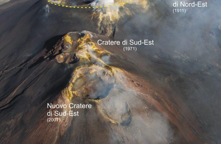 I Crateri Sommitali dell'Etna, il vulcano trasformista!