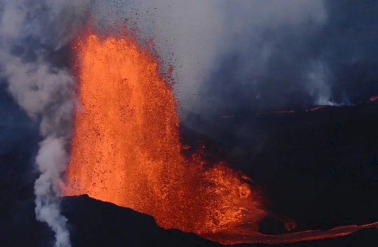 14 videoclip per raccontare l'attività vulcanica e il suo impatto