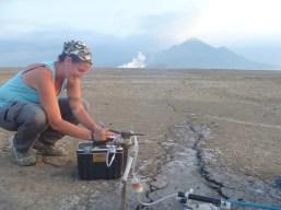 4 - INGV - misure di radon e flussi di metano in Indonesia