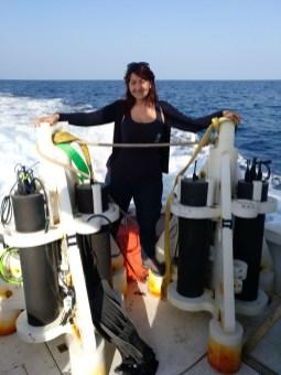 7 - INGV - recupero strumentazione sottomarina