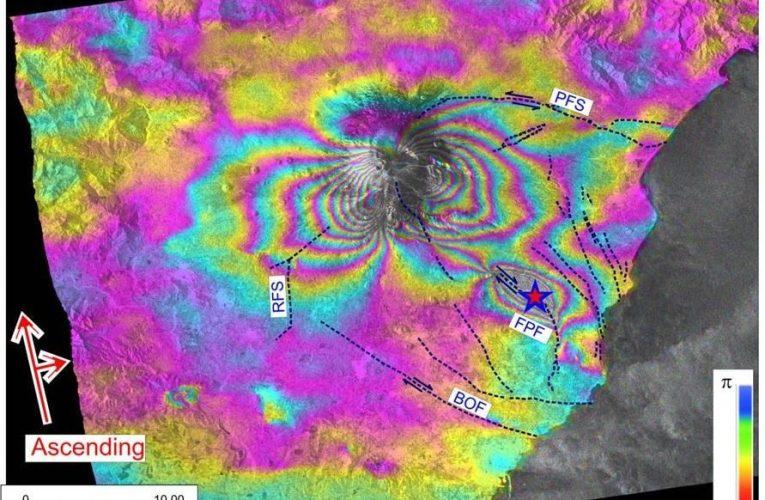 """Sulle ali della """"farfalla"""" dell'Etna: cosa è avvenuto durante l'eruzione del Natale 2018"""