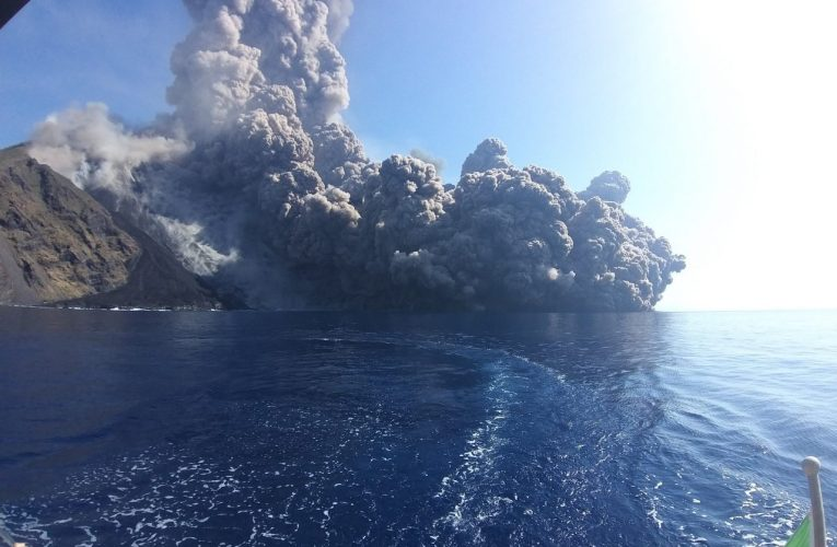 The 3 July 2019 paroxysm of Stromboli and its activity during the following days